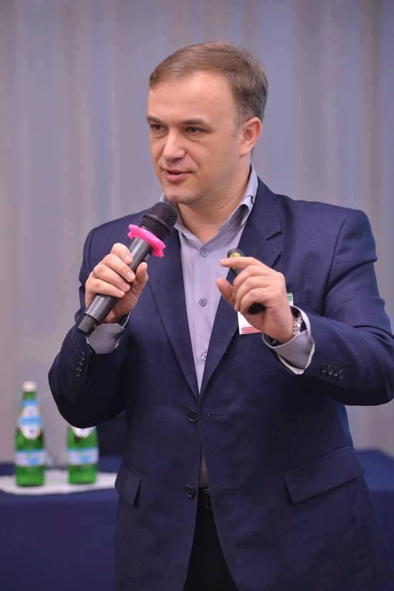 Володимир Жерновий